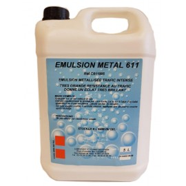 EMULSION METALISEE 611