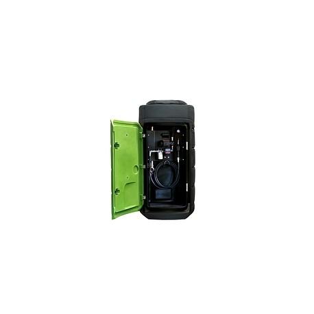 Citerne de stockage FUELSTATION/ARES 1500 L pour gazole, GNR et fioul avec kit de distribution.