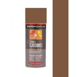 PEINTURE MARRON BRONZE BRILLANT