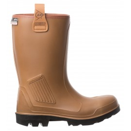 BOTTES RIGAIR SAFETY FOURREE