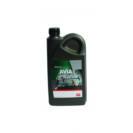 AVIA GEAR OIL FE 75W 80