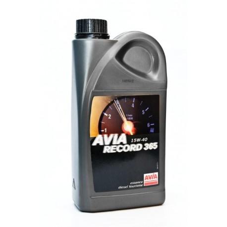 AVIA RECORD 365 15W 40
