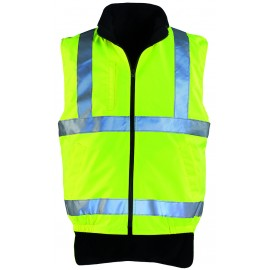 GILET DOUBLÉ POLAIRE HI-WAY