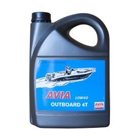 AVIA OUTBOARD 4T 10W 40
