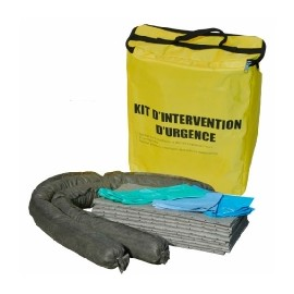 SAC INTERVENTION POLLUTION 20 L HYDROCARBURES